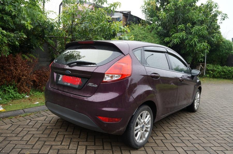 Ford Fiesta 2014 Trend At New Facelift Mobilbekas Com