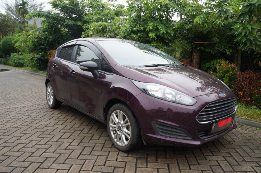 Ford Fiesta 2014 TREND AT New Facelift - MobilBekas.com