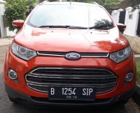 Jual FORD ECOSPORT Titanium 2014 Matic Orange