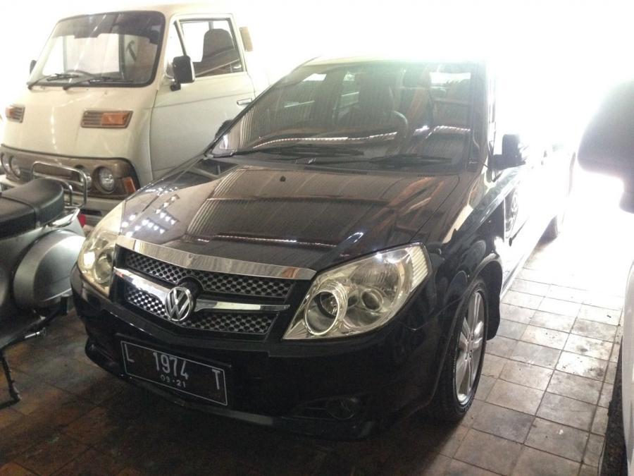 Geely MK 2011 Hitam Sunroof Mulus Istimewa - MobilBekas.com