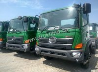 Jual Truk Hino Ranger FG 235 TH 2018 Tractor Head Harga Bisnis Unit Ready