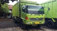 Jual Hino Lohan FM260TI DumpTruck Tahun 2014 Ban Baru Siap Jalan