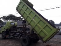 Jual Hino Dutro Dump truck 130 HD Tahun 2014
