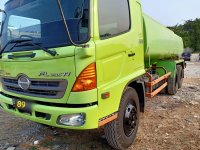 Hino Lohan FL235TI Tangki Tronton 2014 Siap Kerja