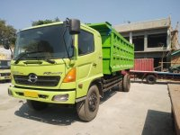 Jual Louhan: Hino Lohan FG 260 6 ban dump truck 2011