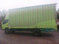 Jual Hino Dutro Karoseri Box Cargo 22,5 kubik tipe 130 MDL