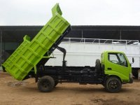 Jual Hino Dutro 130 HD Dump truk