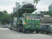 Ranger: Jual Hino SG 260 J, Rajanya angkutan peti kemas 40 feet (kondisi baru)