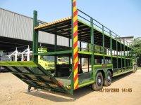 Ranger: Jual Tractor Head Hino Kapasitas 20 feet – 40 Feet (kondisi baru) (trailer angkutan sepeda motor 5.JPG)