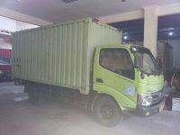 Jual Hino Dutro 110 SDL Box Long Chasis Tahun 2013