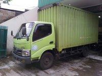 Jual Hino Dutro 110 SDL Box Long Tahun 2012