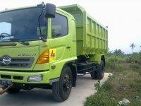 FG Series: Jual Dump Truk Hino FG 235 JJ kapasitas 12m3 – 15m3 (Kondisi Baru)