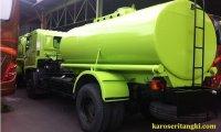 FG Series: Jual Truk Tangki  Kapasitas 12.000 - 15.000 L, Hino FG 235 JL 4x2