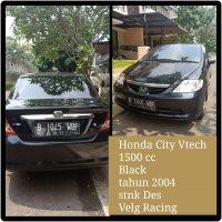 Jual mobil Honda City Vtech 2004, automatic (2594.jpg)