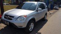 Jual CR-V: Honda CRV 2002 Matic (kredit dibantu)
