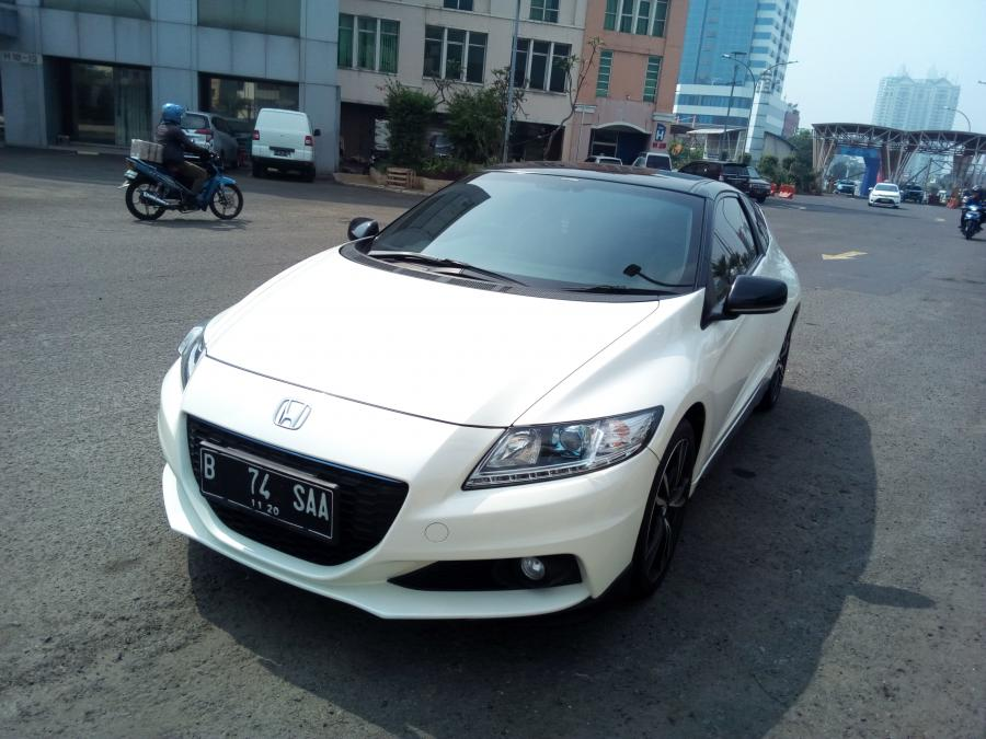 CR-Z Hybrid: Jual Cepat Honda CRZ 1.5 Hybrid A/T Thn 2015 ...