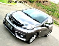 Honda Brio Satya: Khusus UM 3Ojt-Brio E1,2/AT-2O17 Jamin spt anyar KM 3800 asli Ex Cewek (1180=24Agust2018IMG20180822151753OTOMART.jpg)