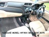 Honda Brio Satya: Khusus UM 3Ojt-Brio E1,2/AT-2O17 Jamin spt anyar KM 3800 asli Ex Cewek (1180=24Agust2018IMG20180822152132OTOMART.jpg)
