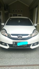 Honda: Dijual Mobilio 2014 seri E