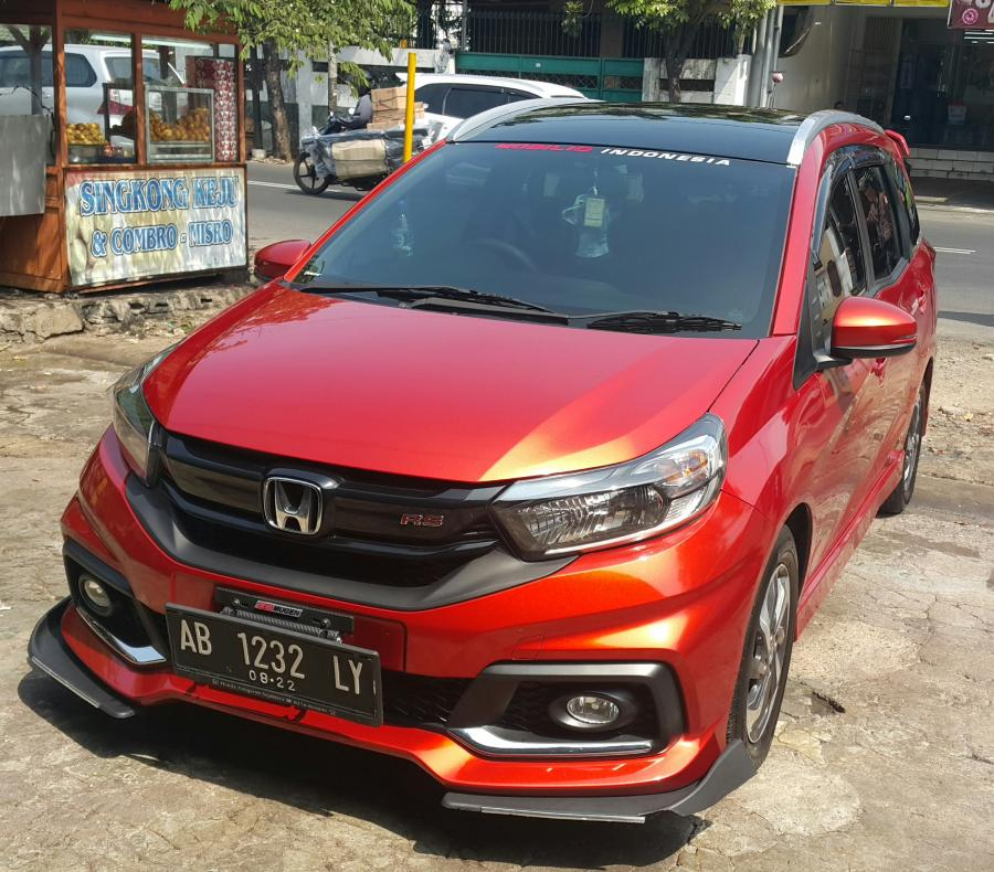 Mobilio RS Limeted Edition 2017 Two color New Model Asli ...