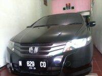 Jual Honda CITY E Hitam Mulus