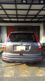 Honda CR-V: Mobil CRV, km rendah tahun 2011 (IMG-20180907-WA0023.jpg)