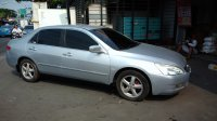 Jual Honda Accord VTIL matic 2004 bulan 9 warna silver