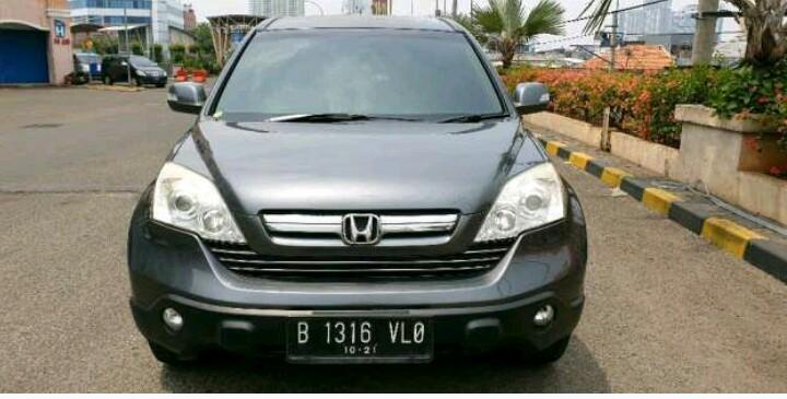 CR-V: Honda CRV 2.4L A/T TDP 7.5JT - MobilBekas.com