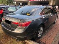 Jual Honda Accord Vti-L 2009 matic abu tua pajak panjang siap pakai