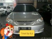 Jual Honda Civic VTiS 1.6 A/T 2003 (Tdp 8jt) Ada Sound Jok Klt