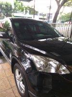 Jual CR-V: Honda CRV 2010 malang hitam murah mulus 2.4 matic