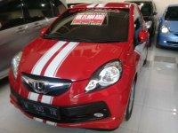 Jual Honda: Brio E satya 2015 MT KM 21 RB asli
