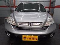 Jual Honda CR-V 2.0 Automatic 2008 Silver
