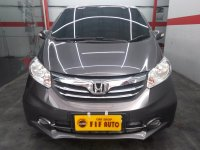 Jual Honda Freed 1.5 SD Autometic 2015 Abu Abu