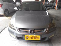 Jual Honda accord 2,4 VTI-L at 2006 abu abu metalik