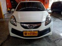 Jual Honda Brio 1.3 E CBU Autometic 2013 Putih Mutiara