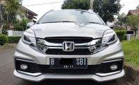 Jual HONDA MOBILIO RS AT 2014 Silver Tgn 1 Dari Baru Km 30 Rb