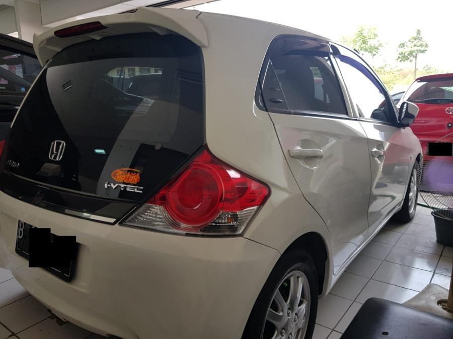 Honda Brio 1.3 AT CBU 2013 - MobilBekas.com