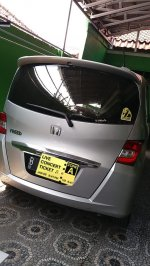 Jual Honda Freed FSD silver
