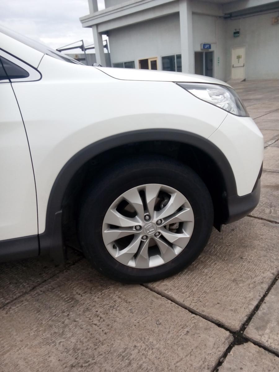 CR V Honda Crv Cc 20 2013 Putih Km 20 Rb Harga 268 Jt