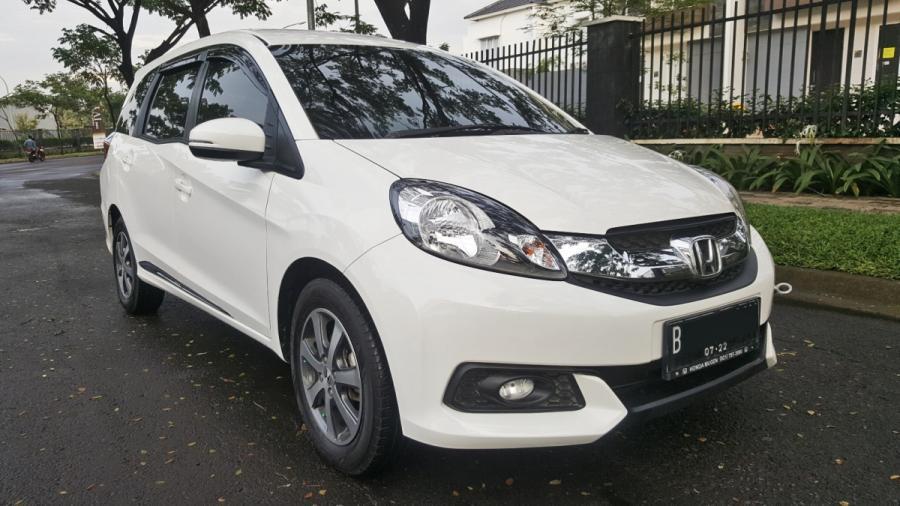 Honda Mobilio 2016 E CVT Prestige SE Dp24Jt - MobilBekas.com