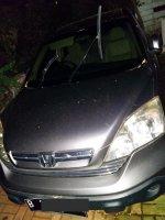 Jual CR-V: Mobil Honda CRV Tahun 2008 Bensin AT Automatic Murah 2000cc Mulus