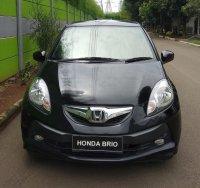 Jual Cepat Honda Brio Satya 1.2 E Hitam 2014 Mau Ganti Baru