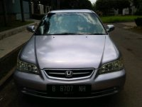 Jual Honda Accord Vti Manual Th. 2002