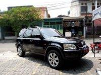 Jual CR-V: honda crv 2001 hitam automatic