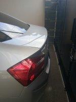 Jual Honda City E Matic 2013 Silver Tangan Pertama