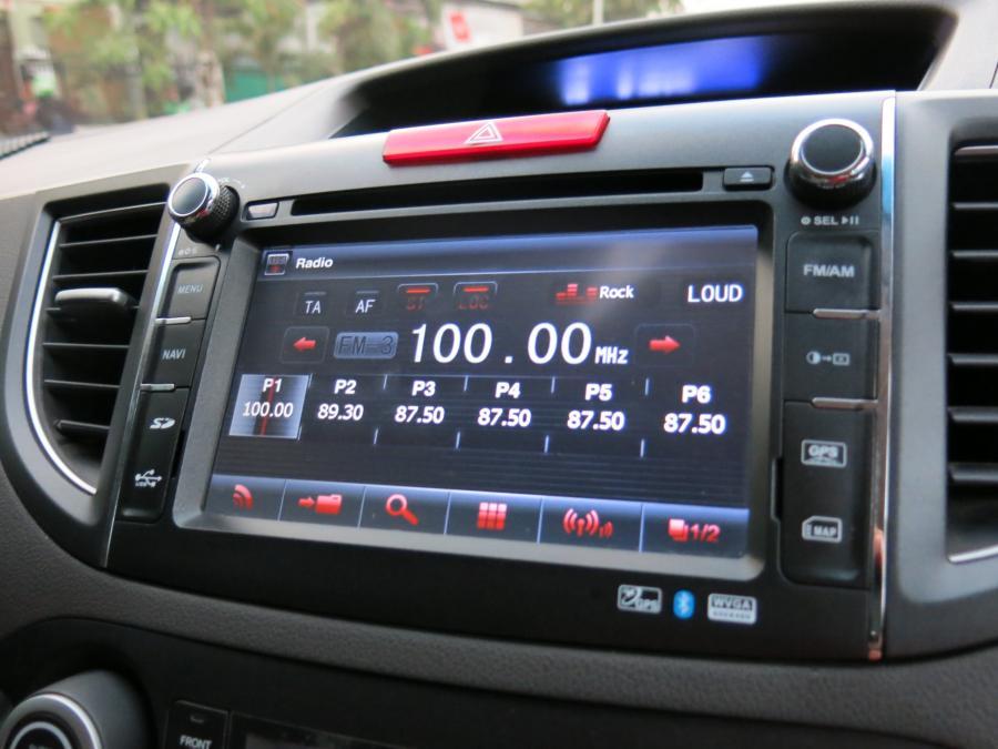 CR V Honda CRV 24 Automatic 2013