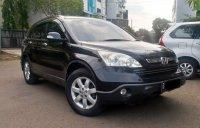 Jual CR-V: Honda CRV 2.4 2007 Hitam (DP minim)