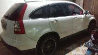 Jual CR-V: Honda CRV 2.4 i-vtech second hand