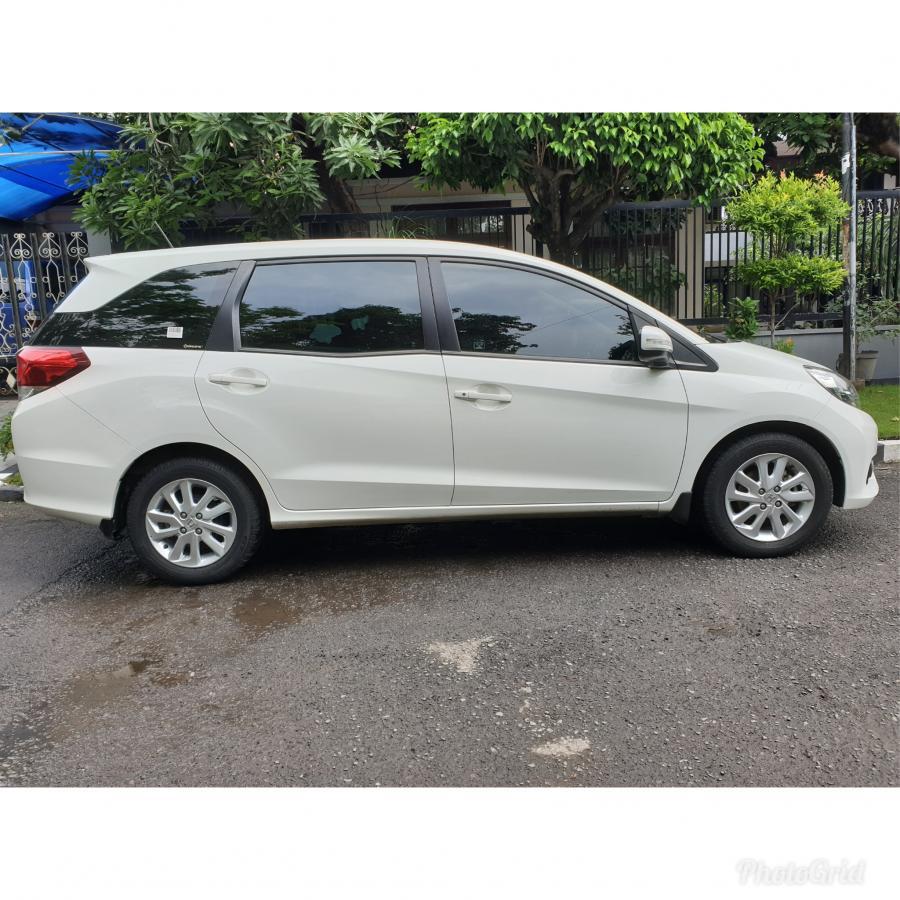 Honda Mobilio E cvt matic pmk 2016 - MobilBekas.com